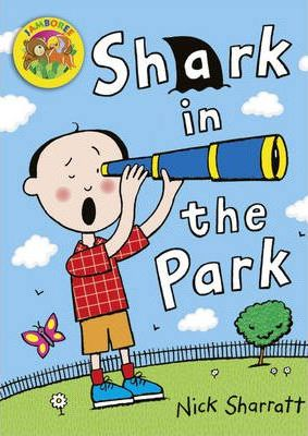 Jamboree Storytime Level A: Shark in the Park Big Book -