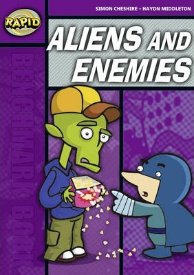 Assessment Book Series 1: Aliens and Enemies - Simon Cheshire