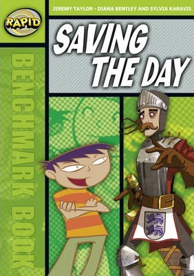 Assessment Book Series 1: Saving the Day - Jeremy Taylor