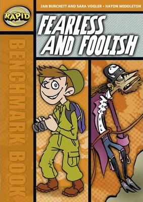 Assessment Book Series 1: Fearless and Foolish - Jan Burchett