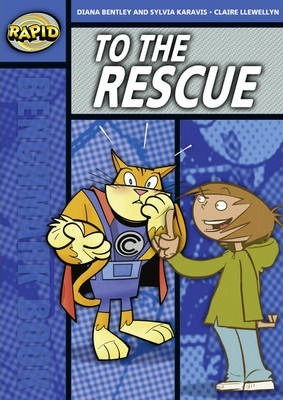 Assessment Book Series 2: To the Rescue - Diana Bentley
