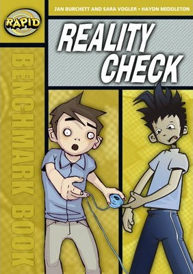 Assessment Book Series 2: Reality Check - Jan Burchett