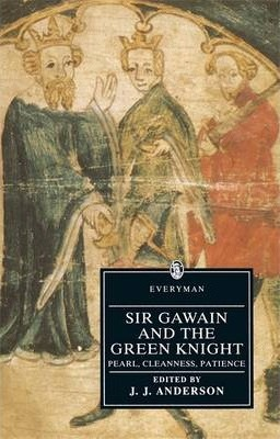 Sir Gawain And The Green Knight/Pearl/Cleanness/Patience - J. J. Anderson