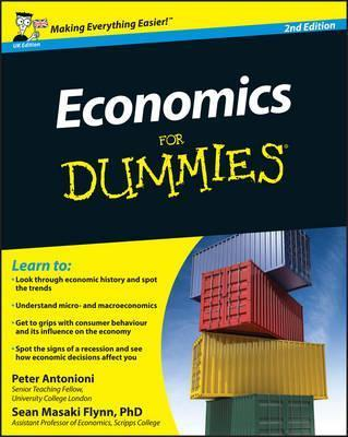 Economics For Dummies - Peter Antonioni