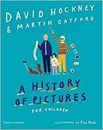 A History of Pictures for Children - David Hockney