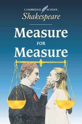 Cambridge School Shakespeare: Measure for Measure - William Shakespeare