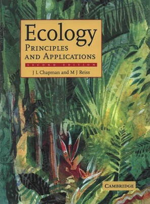Ecology: Principles and Applications - J. L. Chapman