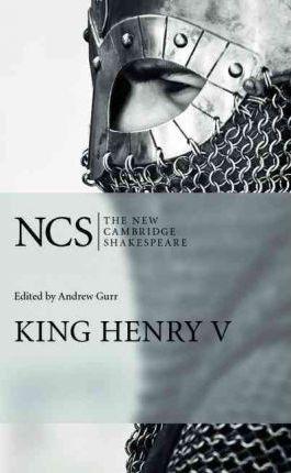 The New Cambridge Shakespeare: King Henry V - William Shakespeare