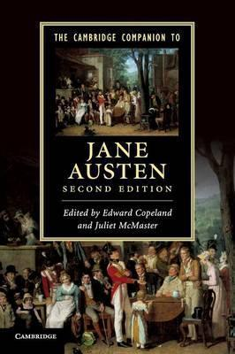Cambridge Companions to Literature: The Cambridge Companion to Jane Austen - Edward Copeland