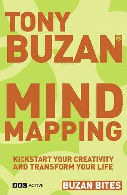 Buzan Bites: Mind Mapping: Kickstart your creativity and transform your life - Tony Buzan