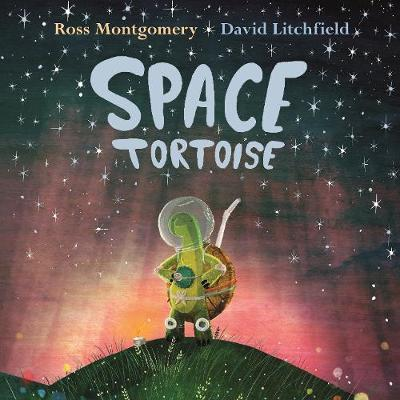 Space Tortoise - Ross Montgomery