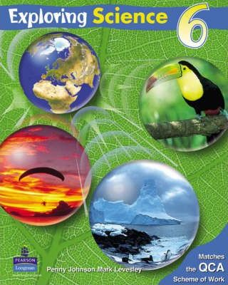 Exploring Science Pupils Book 6 - Penny Johnson