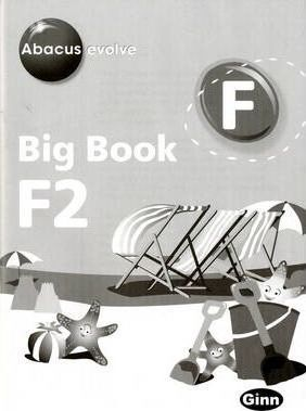 Abacus Evolve Foundation: Big Book 2 and Big Book 2 Teacher Notes Pack - Ruth Merttens