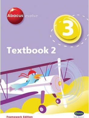 Abacus Evolve Year 3/P4: Textbook 2 Framework Edition - Ruth Merttens
