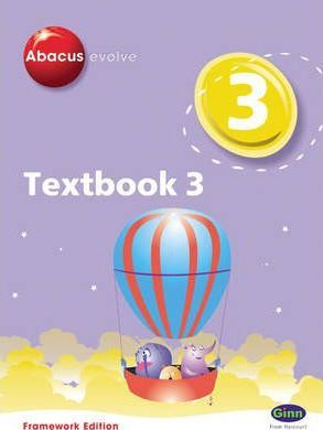 Abacus Evolve Year 3/P4 Textbook 3 Framework Edition - Ruth Merttens