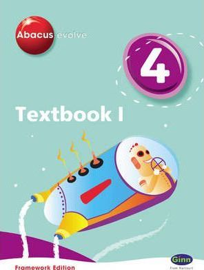 Abacus Evolve Year 4/P5: Textbook 1 Framework Edition - Ruth Merttens