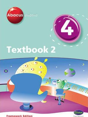 Abacus Evolve Year 4/P5 Textbook 2 Framework Edition - Ruth Merttens