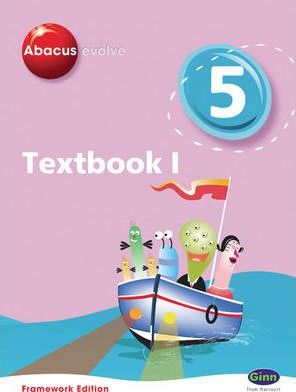 Abacus Evolve Framework Edition Year 5/P6: Textbook 1 - Ruth Merttens