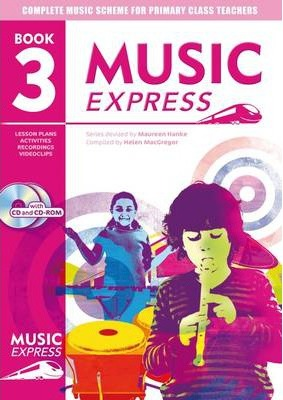 Music Express - Music Express: Book 3 (Book + CD + CD-ROM): Lesson plans