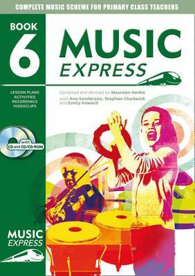 Music Express - Music Express: Year 6 (Book + CD + CD-ROM): Lesson plans