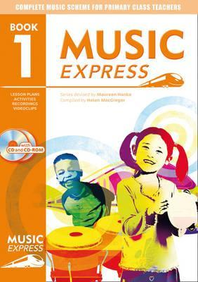 Music Express - Music Express: Book 1 (Book + CD + CD-ROM): Lesson plans