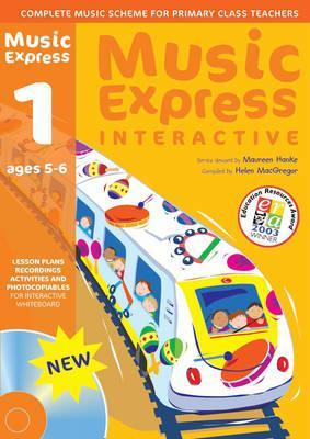 Music Express - Music Express Interactive - 1: Ages 5-6: Single-user license - Helen MacGregor
