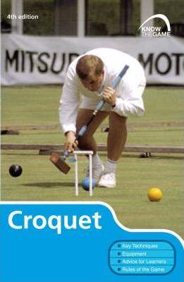 Croquet - Croquet Association