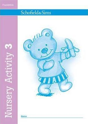Nursery Activity Book 3 - Kathryn Linaker