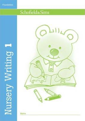 Nursery Writing Book 1 - Kathryn Linaker
