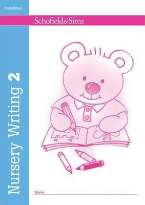 Nursery Writing Book 2 - Kathryn Linaker