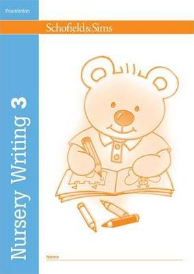 Nursery Writing Book 3 - Kathryn Linaker