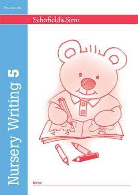 Nursery Writing Book 5 - Kathryn Linaker