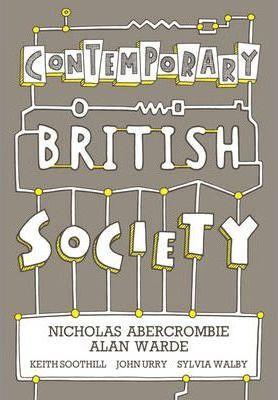 The Contemporary British Society Reader - Nicholas Abercrombie