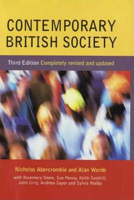 Contemporary British Society - Nicholas Abercrombie
