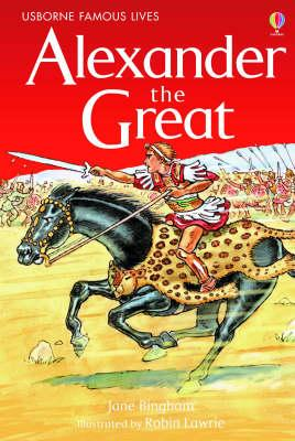 Alexander The Great - Jane Bingham