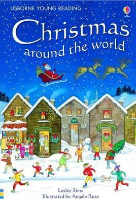 Christmas Around The World - Anna Claybourne