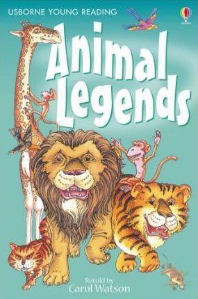 Animal Legends - Carol Watson