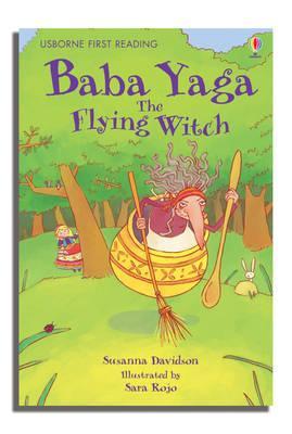 Baba Yaga The Flying Witch - Susanna Davidson