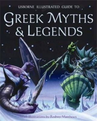 Greek Myths and Legends - Cheryl Evans