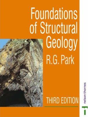 Foundation of Structural Geology - Professor R. G. Park