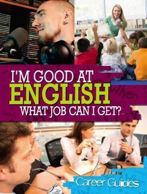 I'm Good At English