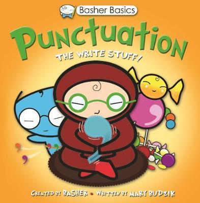 Basher Basics: Punctuation - Simon Basher