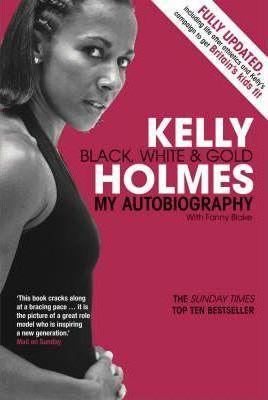 Kelly Holmes: Black