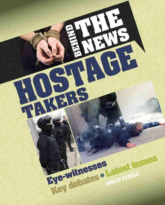 Hostage Takers - Philip Steele
