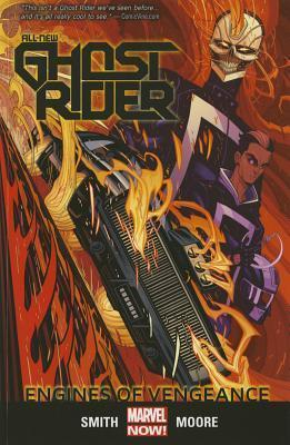 All-new Ghost Rider Volume 1: Engines Of Vengeance - Felipe Smith