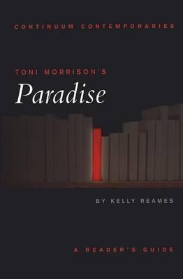 """Toni Morrison's """"Paradise"""" - Kelly Reames"""