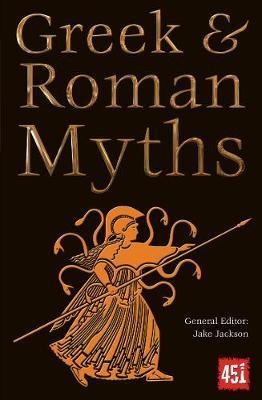 Greek & Roman Myths - Jake Jackson