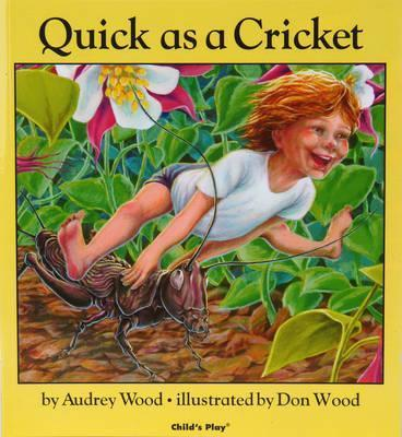 Quick as a Cricket - Don Wood