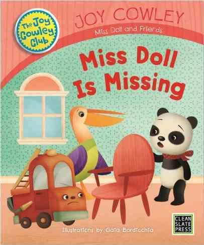 Miss Doll is Missing - Joy Cowley