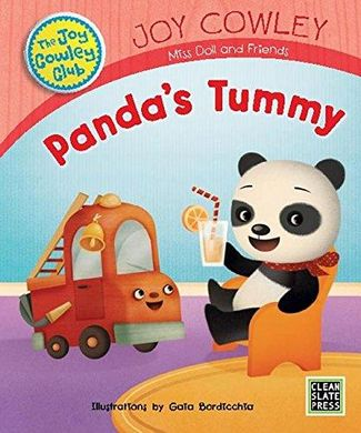 Panda's Tummy - Joy Cowley